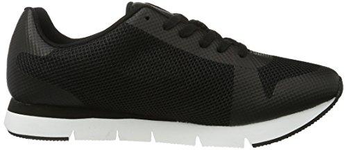 Sneakers Noir Jacques Basses Blk Klein Calvin Noir Jeans Hf Mesh Homme wXqZaTxaR