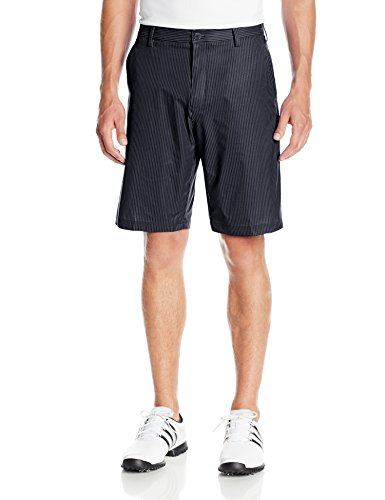 Pinstripe Bermuda Shorts - 1