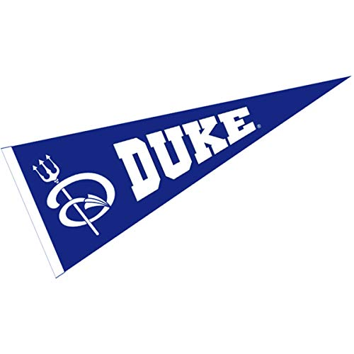 College Flags and Banners Co. Duke Blue Devils Wool Pennant