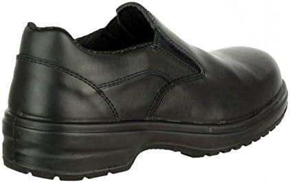 8 UK Blackblkblack Safety Jogger Unisex-Adult X0600 Safety Shoes Black 42 EU