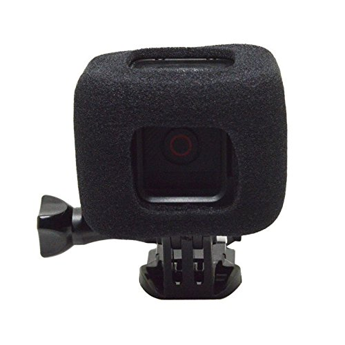 Semoic Wind Noise Reduction Windproof Sponge Foam Cover for Gopro Hero 5 4 Session Cam by Semoic (Image #4)