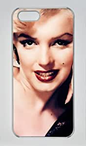 diylovelycase iphone 5S case Marilyn Monroe M015 iphone 5s cases(pc material)