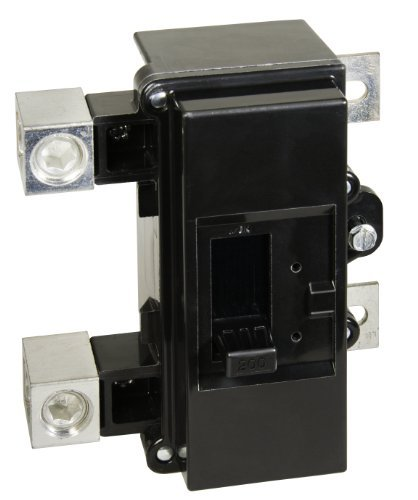 Square D by Schneider Electric QOM2200VH QO 200-Amp 22k AIR QOM2 Frame Size Main Circuit Breaker for QO and Homeline Load Centers by Square D by Schneider Electric by Square D by Schneider Electric