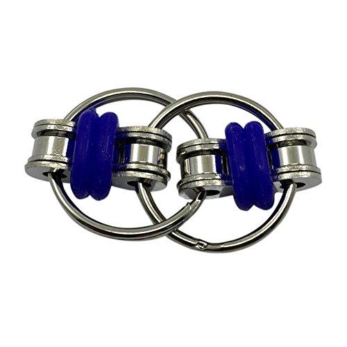 no-noise-fidget-chain-fits-easily-in-pocket-no-choking-hazard-never-corrode-30-days-guarantee-blue