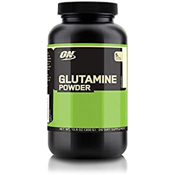 Optimum Nutrition L-Glutamine Muscle Recovery Powder, 300g