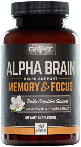 ONNIT Alpha Brain 90ct Concentration product image