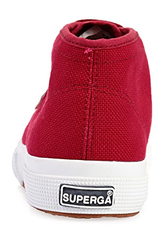 Baskets Mixte Superga Cotu Adulte Foncé Rouge 2754 Basses OZFEwfq