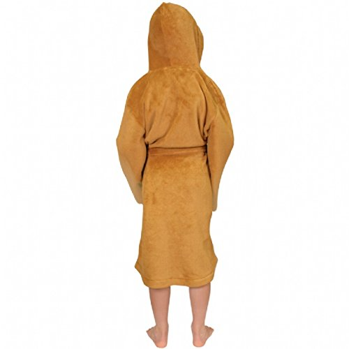 (7 to 9 Years) Jedi Children's Dressing Gown - Star Wars Bathrobe ()