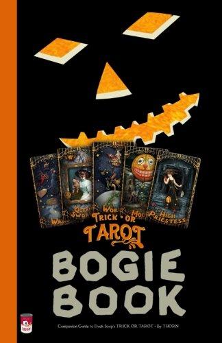 Trick Or Tarot Bogie Book -