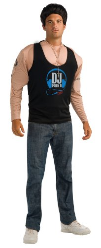 Jersey Shore Deluxe Paul D - Costume Pauly D