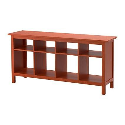 Amazon.com: Ikea Sofa table, red-brown 628.82920.1034 ...