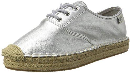 Marc Opolo Damen 70313963802110 Espadrillas Silber (argento)