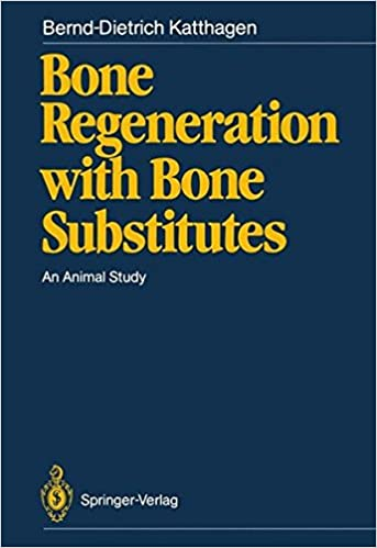 Book Bone Regeneration with Bone Substitutes: An Animal Study