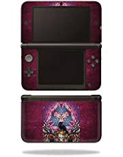 MightySkins Skin Compatible with Nintendo 3DS XL Original (2012-2014) - Celtic Raven | Protective, Durable, and Unique Vinyl wrap Cover | Easy to Apply, Remove, and Change Styles | Made in The USA