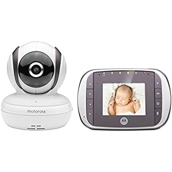 Amazon.com : Motorola MBP35S- Digital Video Baby Monitor