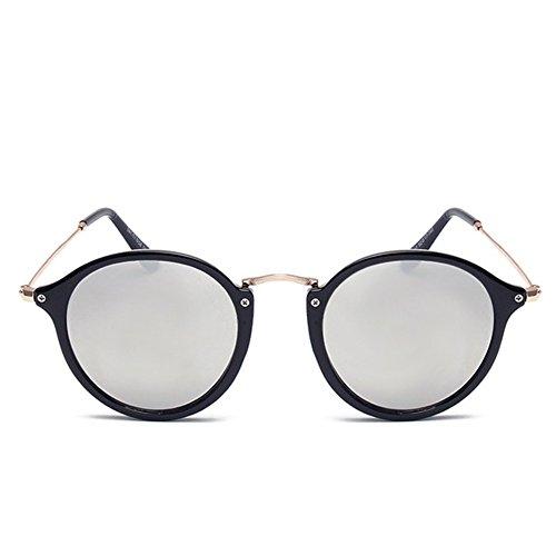 06f76048745f Y-H Unisex Colorful Trendy Retro Style Sunglasses(C2) - Buy Online in Oman.