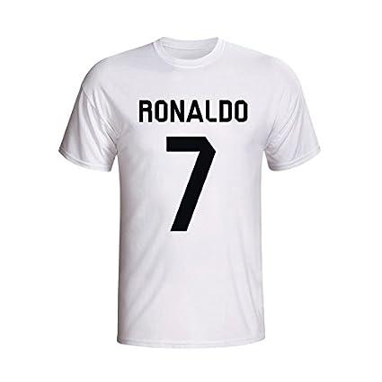 the latest 14234 779ec Amazon.com : Gildan Cristiano Ronaldo Real Madrid Hero T ...