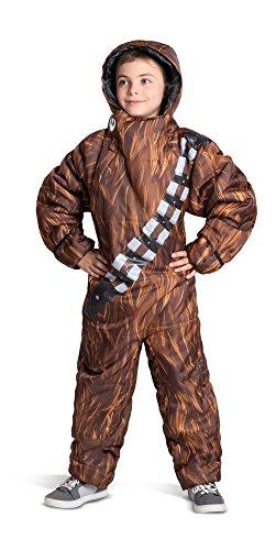 Selk'bag Kids Star Wars Wearable Sleeping Bag: Chewbacca, Medium]()