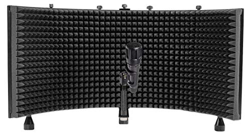 Audio Technica ATM650 Guitar/Snare/Percussion Instrument Microphone+Mic Shield