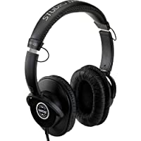 The SMH-500 Professional Studio Headphones from Senal feature accurate sound, superior comfort, and durable materials. They are designed for studio and light, field applications. The over-ear, closed-back design provides ample isolation to bl...