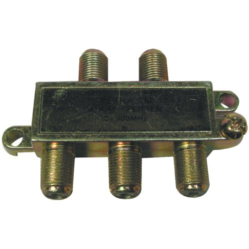 Petra PET10-2010 RSE-104G 4-Way 5 MHz and 900 MHz Splitter