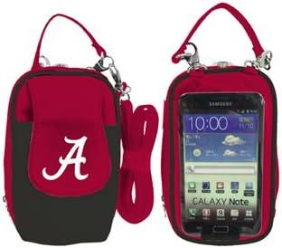 Fits all phones Charm14 NCAA Crossbody Cell Phone Purse XL