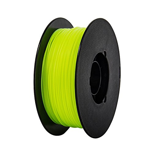 175mm-PLA-Yellow-3d-Printer-Filament-NW-1kg-Per-Spool-for-FlashForge-Creator-series