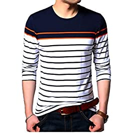 EYEBOGLER Regular Fit Men's Cotton T-Shirt