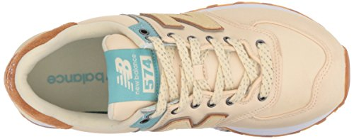 Sneaker New Women's Vanilla 574v2 Balance aq0wPqtr
