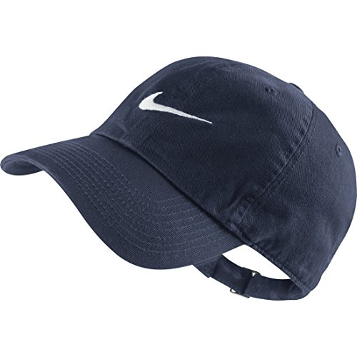 Nike Kappe Swoosh H86, obsidian/White, One Size, 546126-454