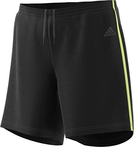 adidas Men's Response 5'' Shorts Black/Semi Frozen Yellow Medium 5 by adidas (Image #3)