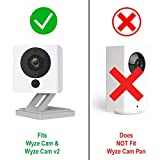 Wyze Skin - The Silicone Skin for Wyze Cam! Enhance and Protect Your Camera with This Premium Silicone Cover