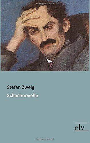Stefan Zweig Schachnovelle Pdf