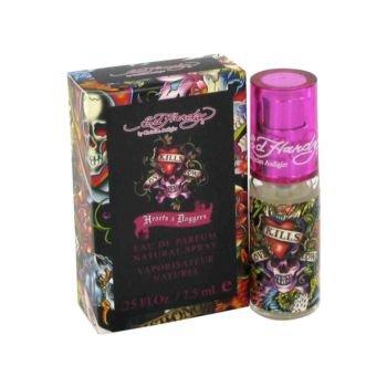 Ed Hardy Hearts & Daggers by Christian Audigier Mini EDP Spray .25 oz for Women