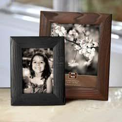 Prinz 5-Inch by 7-Inch Crawford Espresso Wood Frame by Prinz Frames