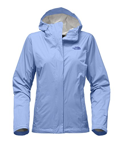 Jacket Womens Breathable Waterproof (The North Face Women's Venture 2 Jacket Collar Blue - XL)