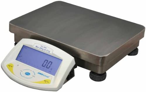 Adam Equipment LHS 4000a Crane Scale, 4000lb/2000kg Capacity, 1lb/0.5kg Readability by Adam Equipment