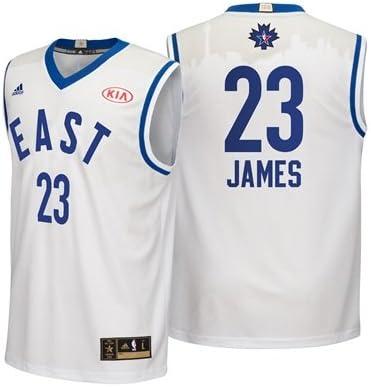NBA All-Star 2016 East Replica Jersey - Lebron James - Mens ...