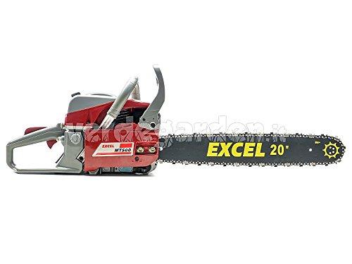 Kettensäge Excel MT. 50050cc Stange cm. 50Pruner