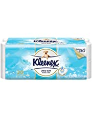Kleenex Ultra Soft Scented Bath Tissue, Aroma Clean, 200ct (Pack of 20)