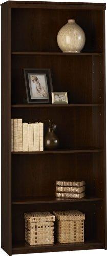 Advantage 5 Shelf Bookcase - 2
