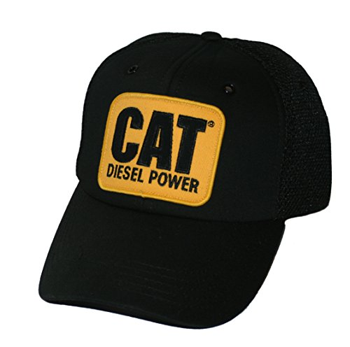 Caterpillar CAT Mesh Cap