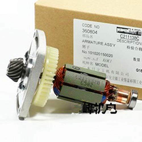 Pukido Rotor Motor Armature for HITACHI G18DSL G18DMR G18DL 360804 Anchor - (Color: G18DSL G18DMR)