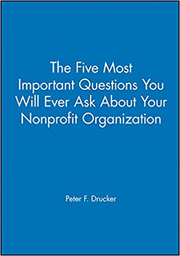 Five Important Questions: Participant's Workbook : the Drucker