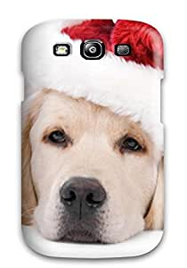 1726550K44222928 New Premium Puppy Christmas Cutest Skin Case Cover Excellent Fitted For Galaxy S3