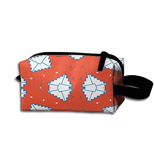 Air Mail Travel Bag Printed Multifunction Portable Toiletry Bag Cosmetic Makeup Pouch Case Organizer For Travel.
