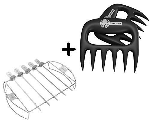 Kabob Pulled Pork Shredder Claws