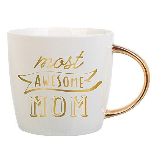 Slant Ceramic Mug Most Awesome product image