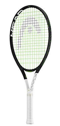 HEAD IG Speed Kids Tennis Racquet - Beginners Pre-Strung Head Light Balance Jr Racket, 25