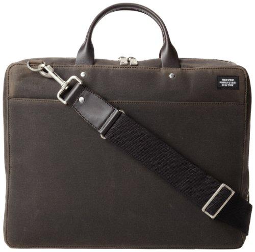 Jack Spade Men's Waxwear Laptop Case,Chocolate,One Size by Jack Spade